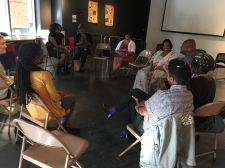 Group Discussion, featuring Johnnie Davis of Serenity House